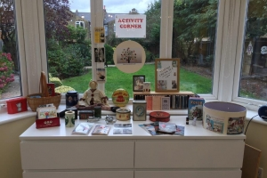 Reminiscence Table